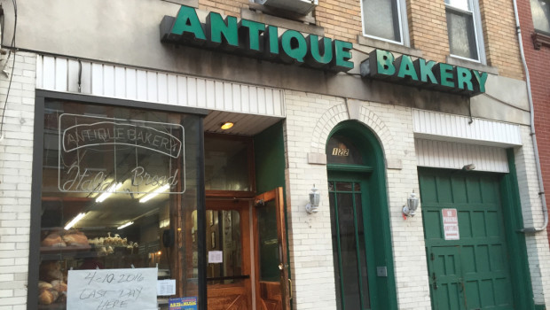 TOAST OF THE TOWN: Hoboken's Antique Bakery Moving to Jersey City