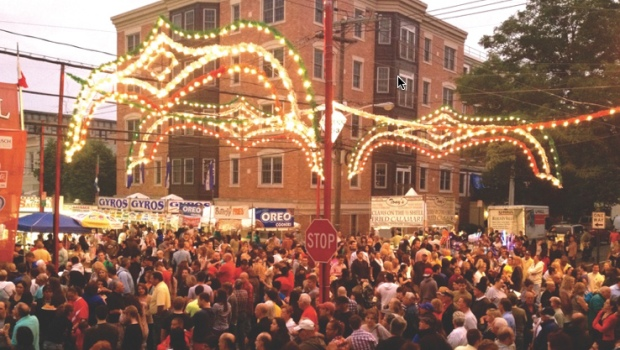 Hoboken Celebrates the 105th Annual St. Ann's Festival