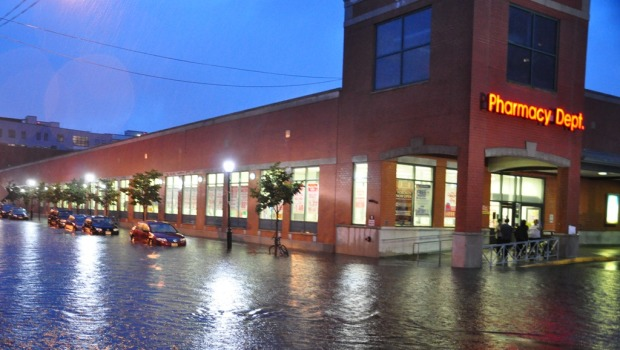 FLOOD WATCH IN EFFECT FOR HUDSON COUNTY; DISCOUNTED OVERNIGHT GARAGE PARKING AVAILABLE