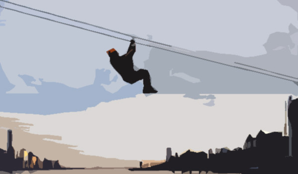 Hoboken Unveils Plans for Commuter Zip-Line