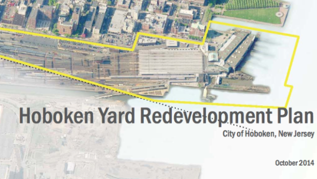 All Aboard? Council Approves Hoboken Rail Yard Redevelopment