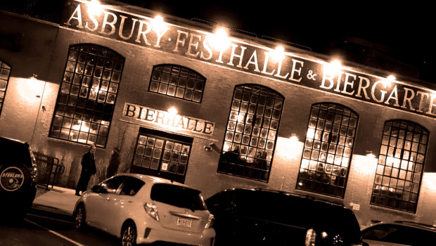 Pilsener Shore Haus: First Look at Asbury Festhalle & Biergarten