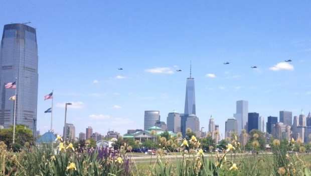 Liberty State Park Vulnerable to Development After Bureaucratic Land-Grab