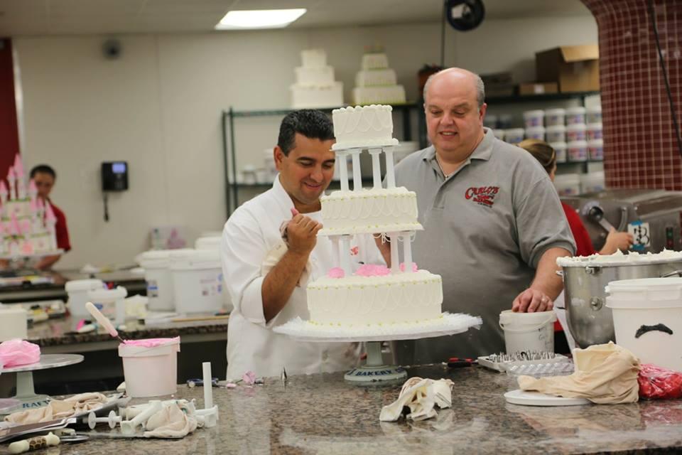 Cake Boss Bakery Closing