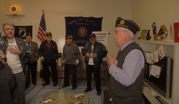 """This Is Our New Home"" – Hoboken American Legion Finally Restored After Sandy"