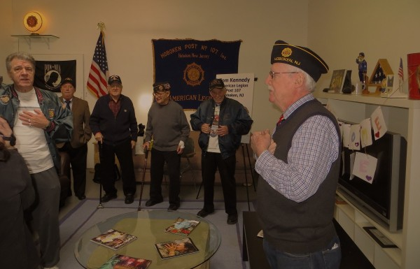Hoboken American Legion Finally Restored After Sandy