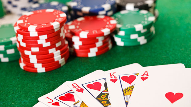 Texas Hold 'Em / Blackjack at Hoboken Catholic Academy — FRIDAY