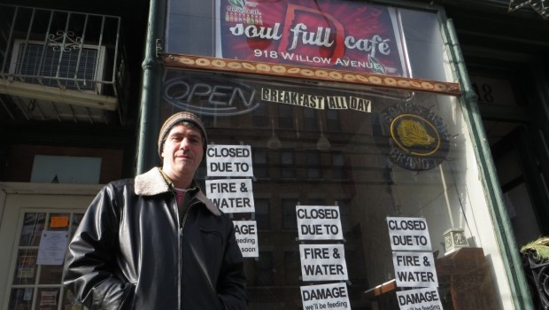 Tenacious D's: Fundraiser to Assist Victims of Fire at 918 Willow / D's Soul Full Cafe