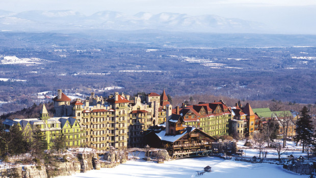 Mohonk Mountain House - Jim Smith Photography