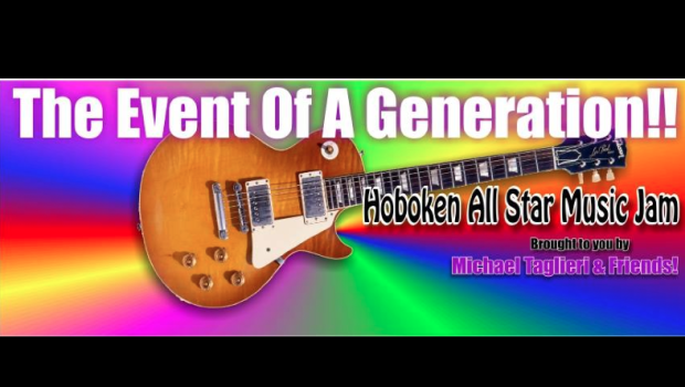 Hoboken All-Star Music Jam @ the Elks