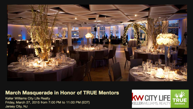 TRUE Mentors Masquerade Ball — THIS FRIDAY @ Maritime Parc