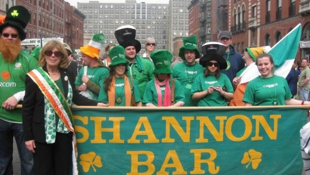 The Shannon to Hold Their Own Hoboken St. Patrick's Day Parade