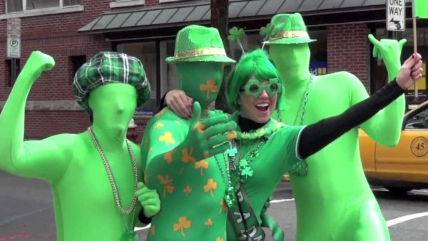 "STILL #1: Hoboken Tops List of ""Douchiest Cities to Celebrate St. Patrick's Day"""