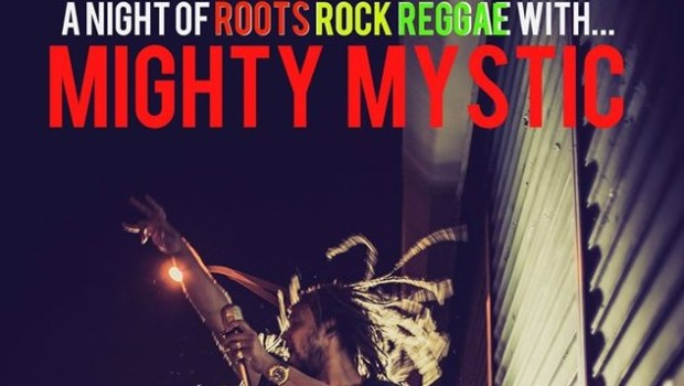 TONIGHT: Mighty Mystic & Kiwi Bring Reggae to Maxwell's