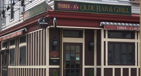 Three A's Bar & Grill Changes Hands