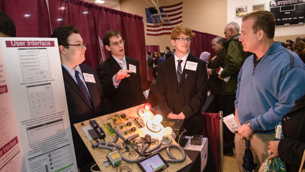 The Future on Display: Stevens Innovation Expo — WEDNESDAY
