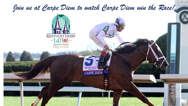 Where to Watch the Kentucky Derby in Hoboken — Carpe Diem, Smokin' Barrel