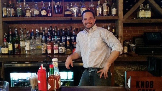 ASK YOUR BARTENDER: Smokin' Barrel's P.J. McLaughlin