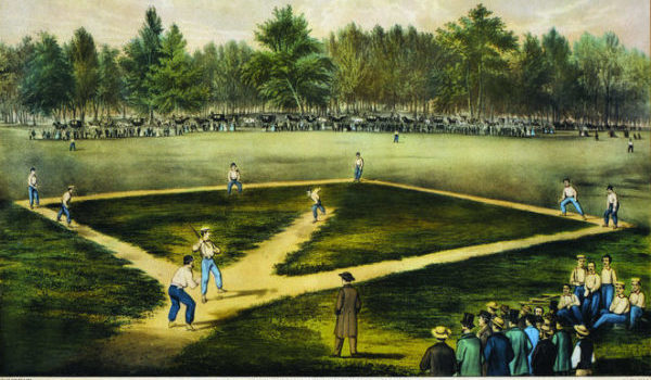 PLAY BALL: Hoboken Nine to Commemorate the Birthplace of Baseball — Saturday, June 22