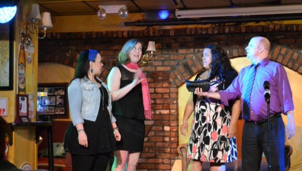 Vagabond Theatre Co. — A Little Music… and MURDER!