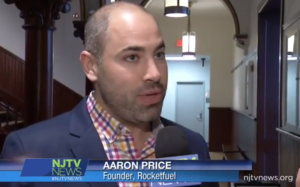 Rocketfuel's Aaron Price (via NJTV News)