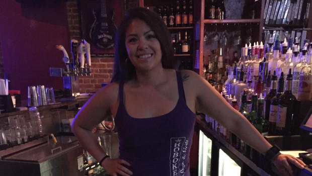 ASK YOUR BARTENDER: Hoboken Bar & Grill's Veronica Mirasol