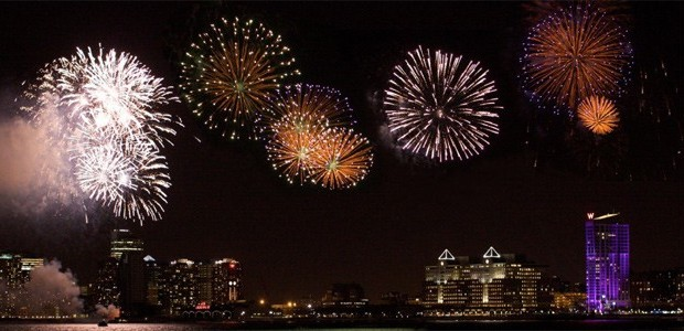 July 4th Fireworks to Remain on East River