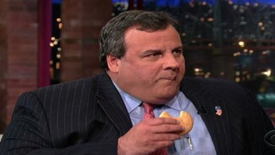 Gov. Chris Christie: One-Man Economic Stimulus
