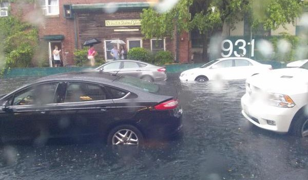 WHY DOES HOBOKEN FLOOD?