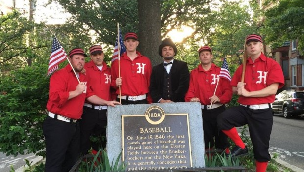 PLAY BALL!!! Hoboken to Commemorate 169th Anniversary of First Baseball Game on Saturday
