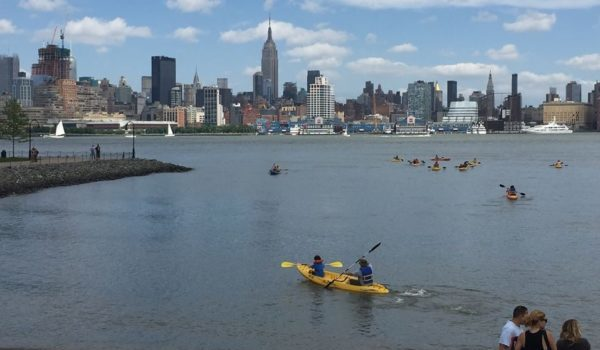 GET THE KAYAKS READY: Impending NJ Transit Strike Spells Disaster for Hoboken Commuters