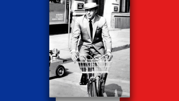 "FRIDAYS ARE FOR FRANK: ""I Love Paris"" — Bastille Day / Le Tour de Frank"