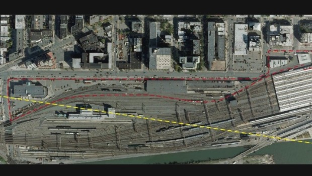 Build a Better Railyard?  Fund for a Better Waterfront Has a Plan