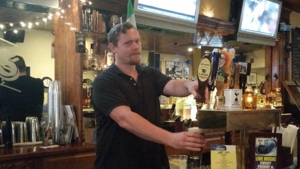 Ask Your Bartender: Ed Snyder of Finnegan's