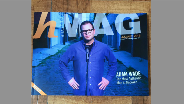 TELLING IT LIKE IT IS?: Adam Wade, Authenticity, Politics and Boxer Shorts—all in the new hMAG