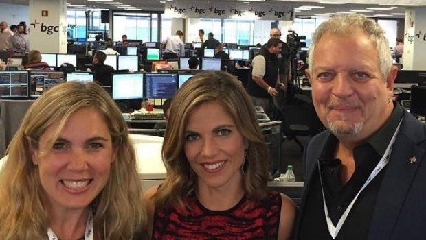 TODAY Show's Natalie Morales Represents Jubilee Center of Hoboken at BCG Charity Day
