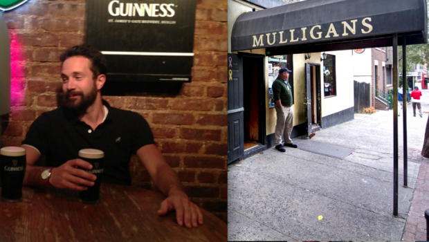 ASK YOUR BARTENDER: Mulligan's Will Ayers