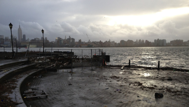 Hoboken to Hold Sandy Recovery Tour