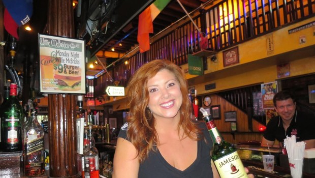 ASK YOUR BARTENDER: Julie Grills of Willie McBride's Irish Pub & Restaurant