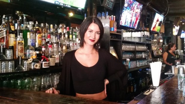 ASK YOUR BARTENDER: Green Rock Tap & Grill's Adrienne Laurén