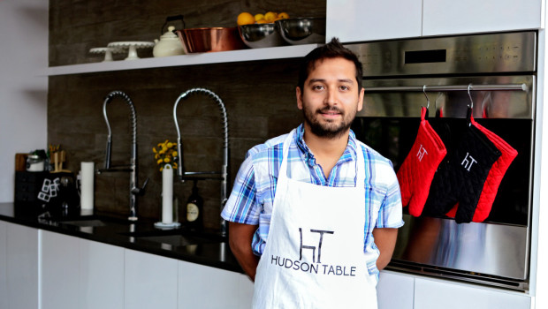 HUDSON TABLE — Culinary Q&A with Owner Allen Bari