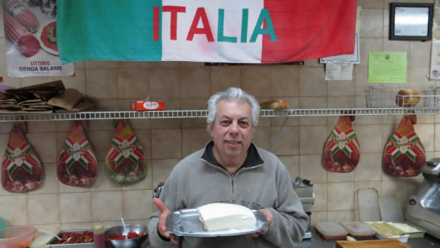 MUTZ IS ALL YOU KNEAD — Hoboken Italian Delis Always Please With the Cheese