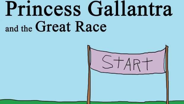 Princess Gallantra and the Great Race Honors Memory of Elysian Parent