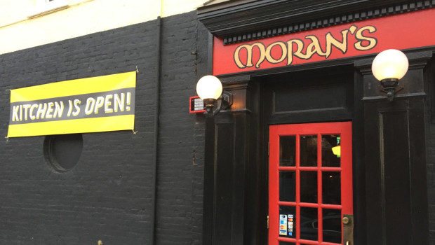 RAVE: The Kitchen at Moran's