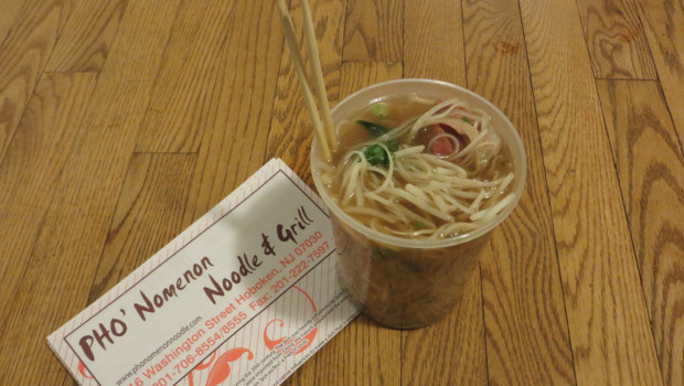 RAVE: What the Pho? — PhoNomenon Noodle & Grill