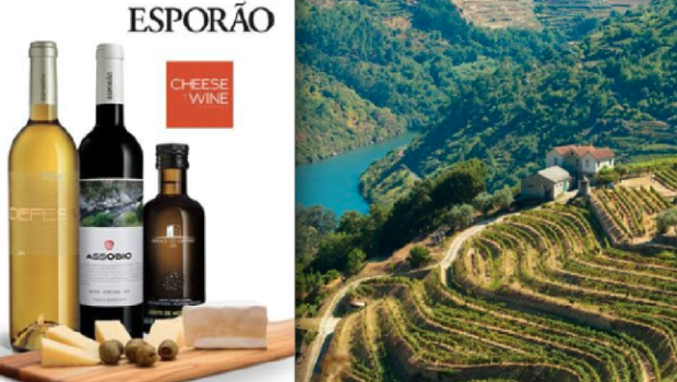 WINE, OLIVE OIL & CHEESE TASTING: Esporão Wine Showcasing Portuguese Products — FRIDAY