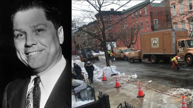 "AUTHORITIES: Jimmy Hoffa ""Probably Not in Hoboken"""