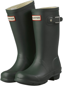 hunter-wellies-green