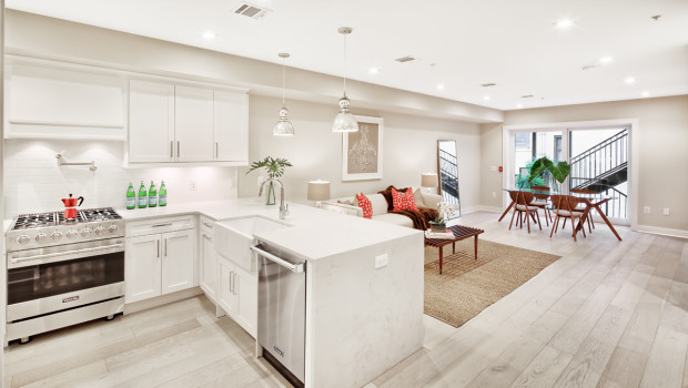FEATURED PROPERTY: 504 Grand Street, Hoboken — Luxurious 3BR/2BA Units; $964,500 & $949,000
