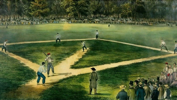 HOBOKEN NINE: Celebrating 170th Anniversary of 'Base Ball' — SATURDAY @ Stevens